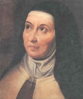 Zitate biographie bilder und bibliographie teresa von avila - Teresa von avila zitate ...